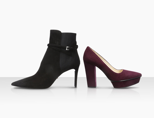 Prada Footwear & Handbags at MYHABIT