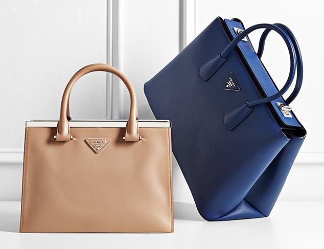 Prada Handbags at MYHABIT