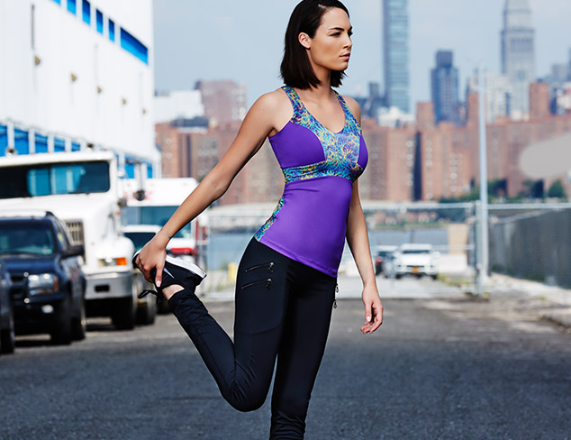 Ready to Sweat Active Pants, Shorts & More at MYHABIT