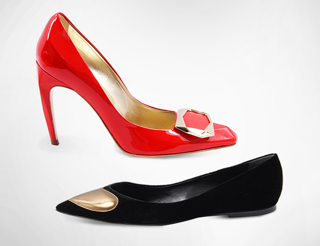 Roger Vivier Shoes at MYHABIT