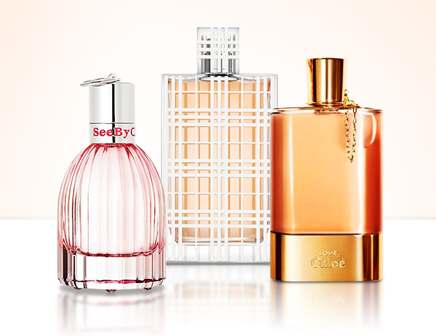 Savvy Scents Chloé, Burberry & More at MYHABIT