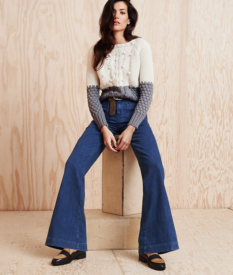 Seafarer Circe Flare Jeans