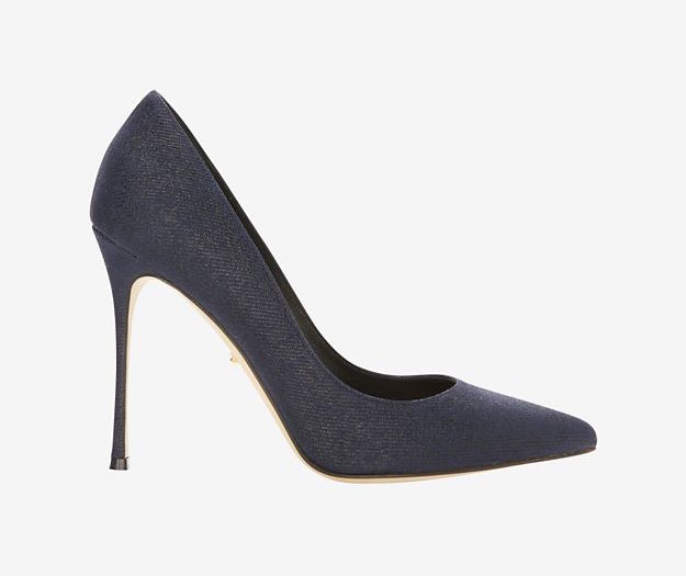 Sergio Rossi Godiva Pointy Toe Stiletto