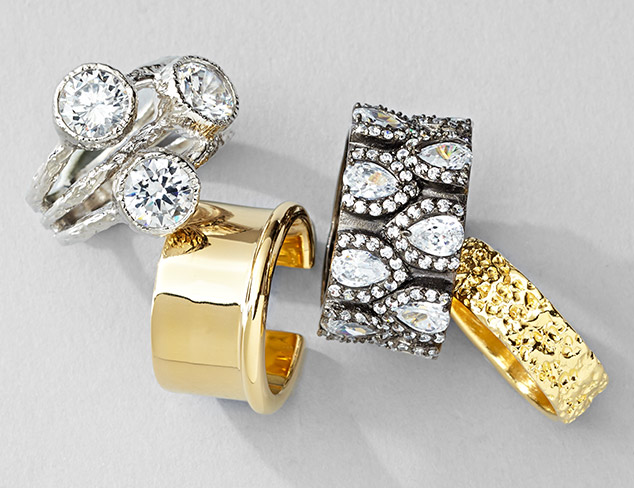 Simple to Statement Rings at MYHABIT