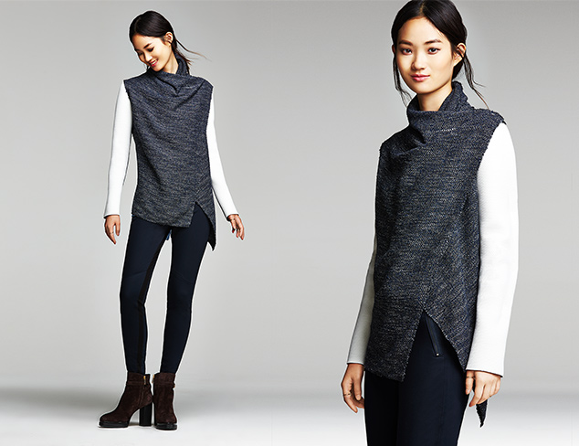 Sophisticated Style feat. Elie Tahari at MYHABIT