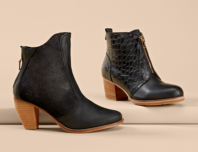 Staple for Every Season The Ankle Bootie at MYHABIT