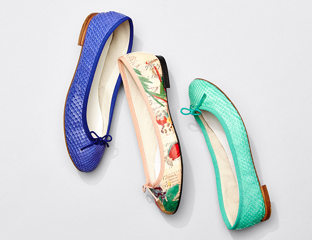 Sweet Style Ballet Flats at MYHABIT