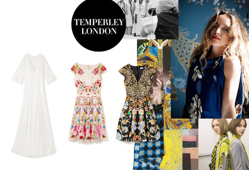 Temperley London Fall 2015 at SHOPBOP