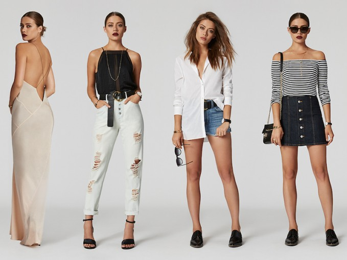 The '90s Revival at REVOLVE