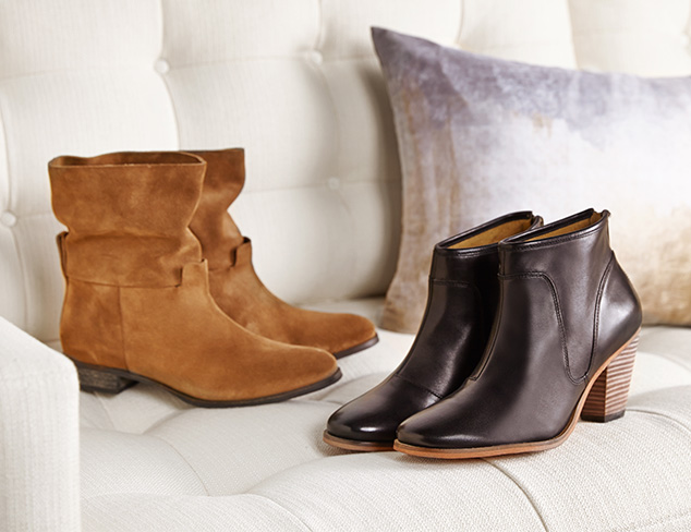 The Shoe Shop Booties at MYHABIT