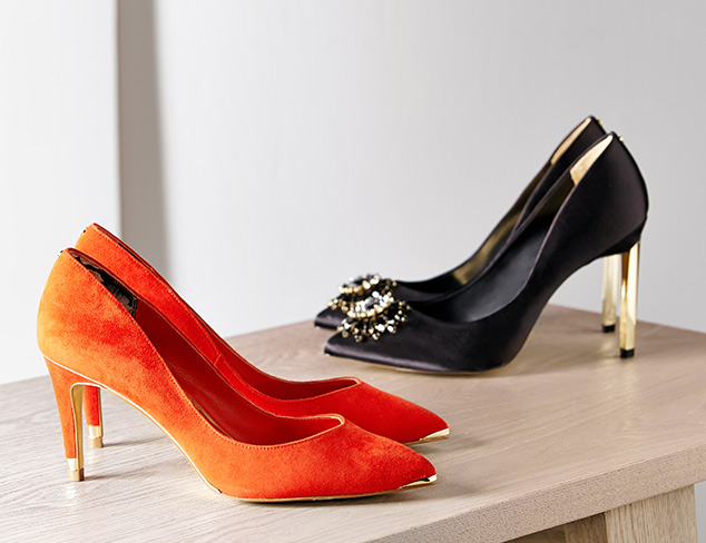 The Shoe Shop Pumps & Heels at MYHABIT