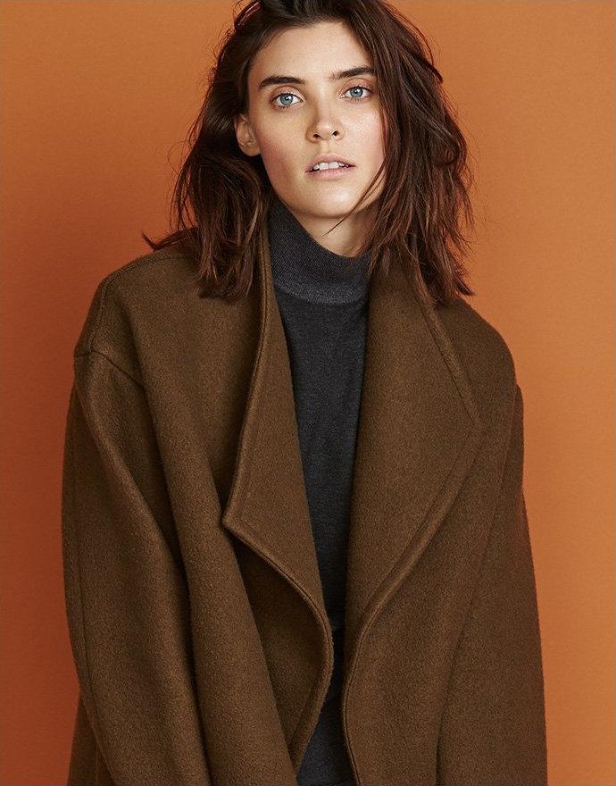 Theory Plush Knit Jacory Jacket