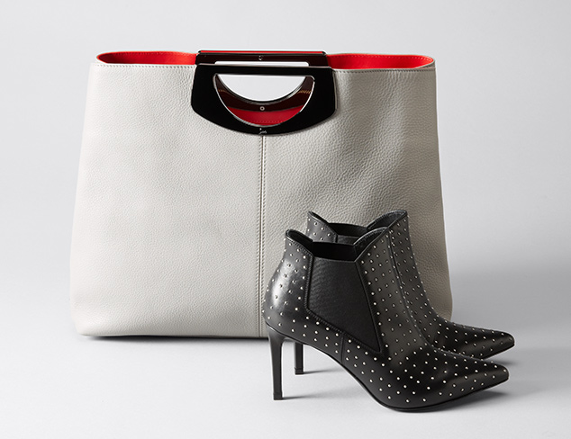 Trés Chic Shoes & More from French Designers at MYHABIT