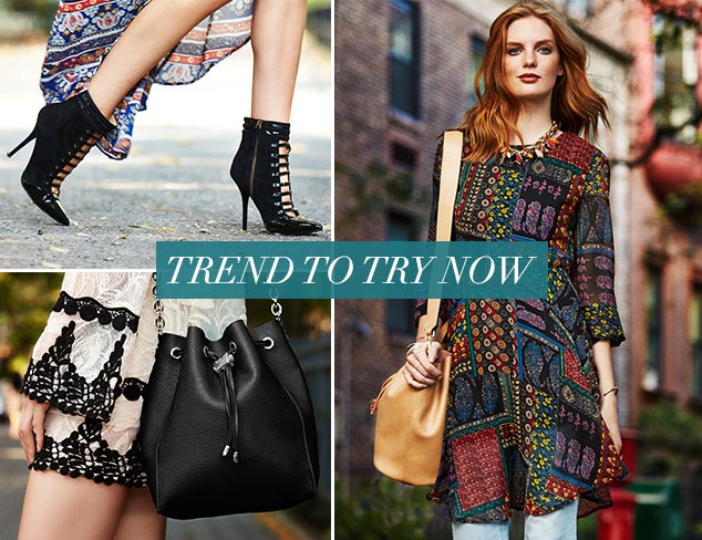Trend to Try Now '70s Chic at MYHABIT