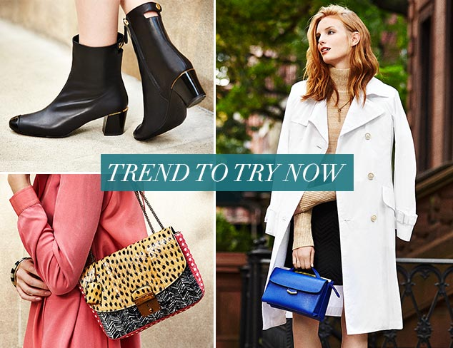 Trend to Try Now Feminine Flair at MYHABIT