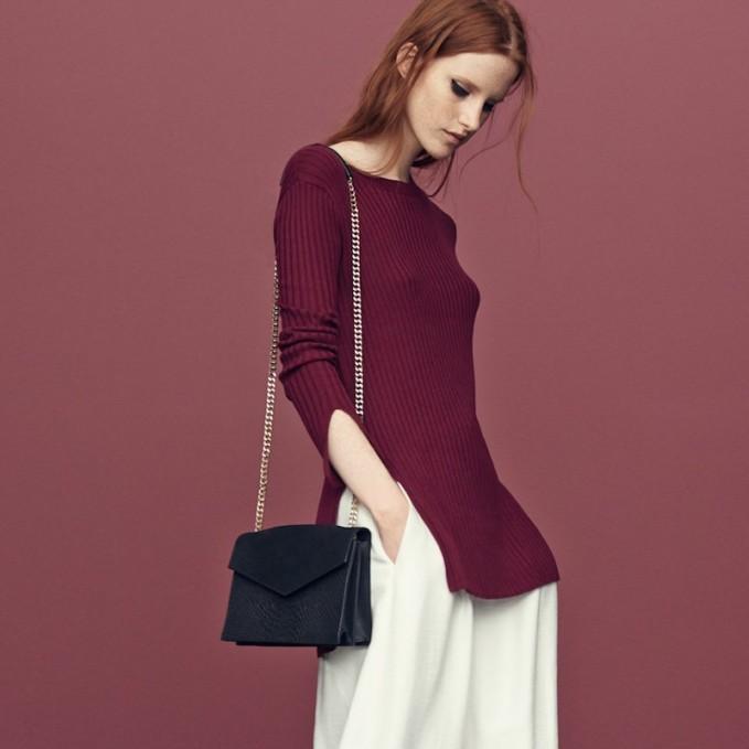 Trouvé Rib Knit Tunic