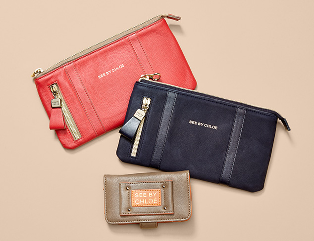 Under $100 Wallets feat. See by Chloé at MYHABIT