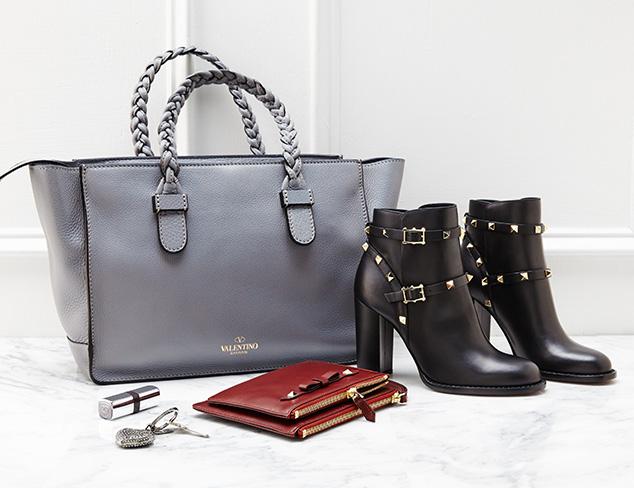 Valentino Shoes & Handbags at MYHABIT