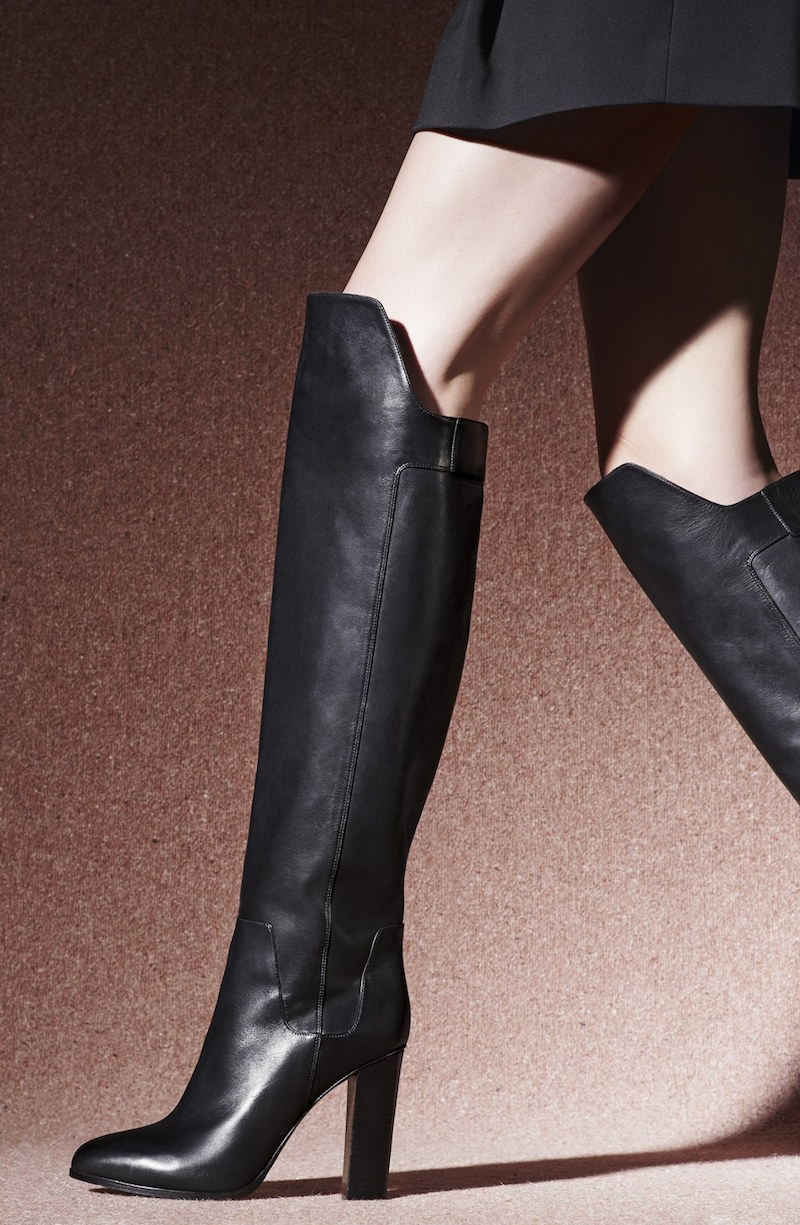 Vince Dempsey Over the Knee Boot