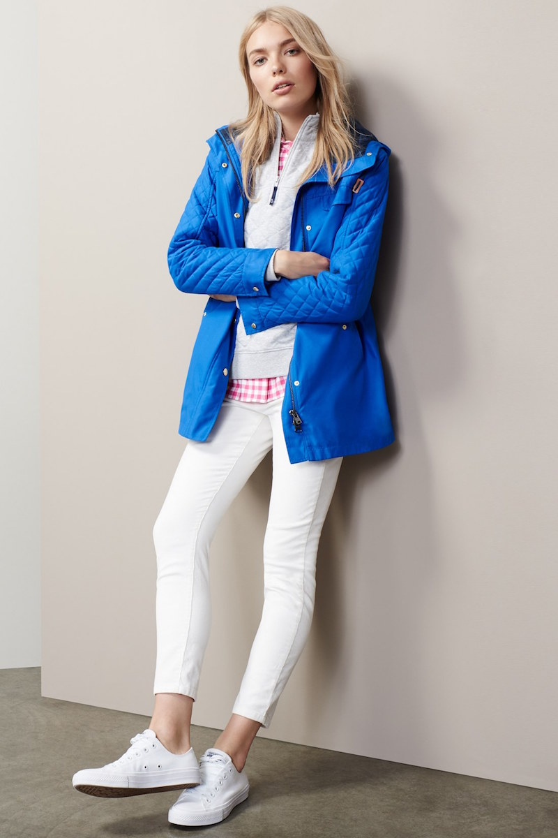 Vineyard Vines Quilted Anorak