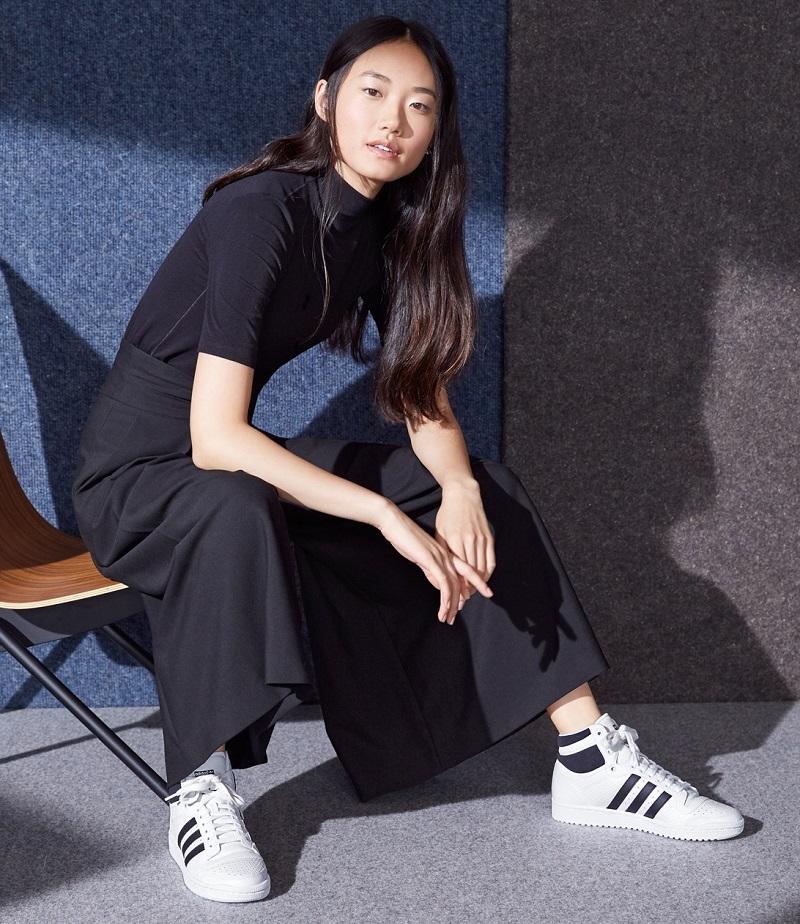 adidas Top Ten Hi Sneaker