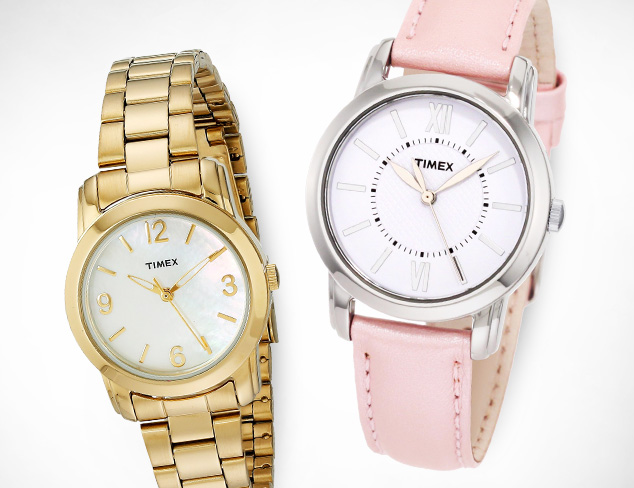 $27 & Under Watches feat. Timex at MYHABIT