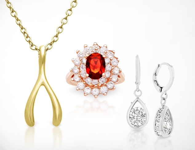 80 Off Adoriana Crystal Jewelry at MYHABIT