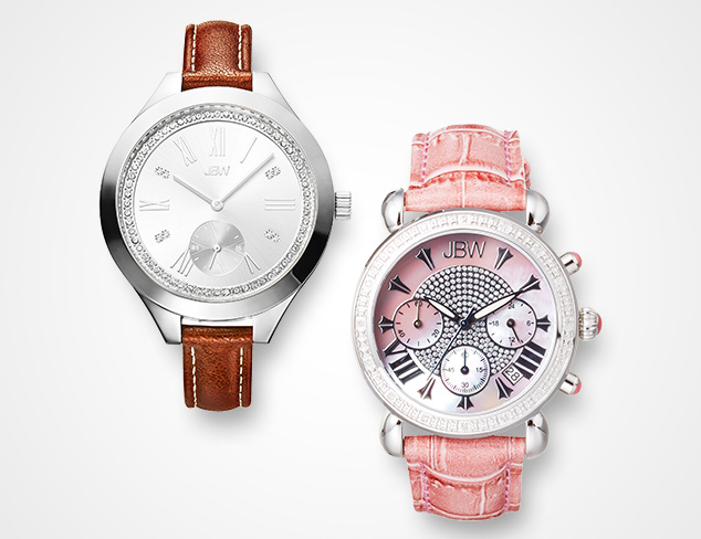 80 Off JBW Diamond Watches at MYHABIT