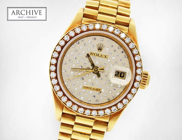 ARCHIVE Watches feat. Rolex at MYHABIT