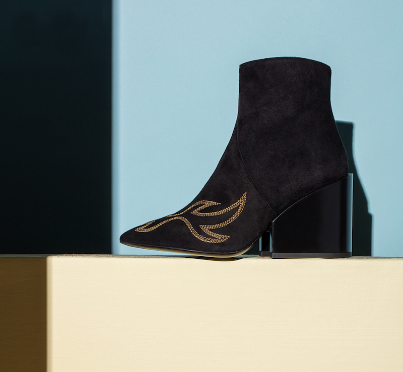 Acne Studios Angel Suede Boots