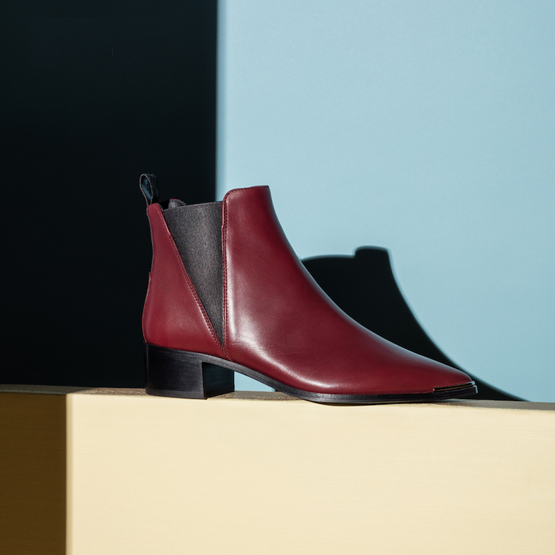 Acne Studios Jenson Leather Booties
