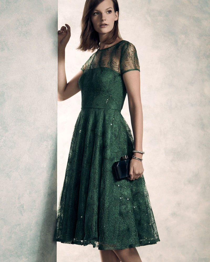 Neiman Marcus Lace Cocktail Dress Dress Online Uk
