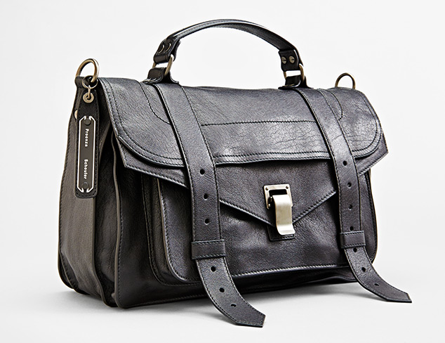 All Black, All the Time Handbags at MYHABIT