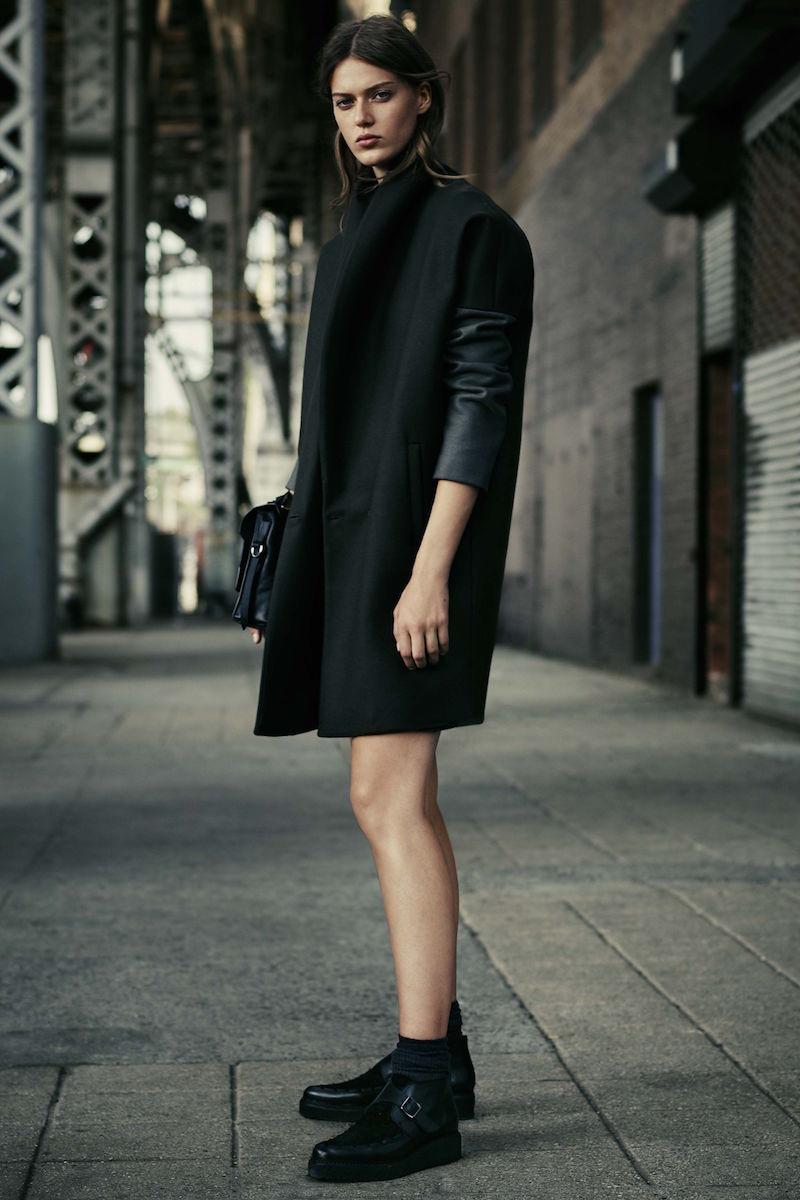 AllSaints Ember Coat