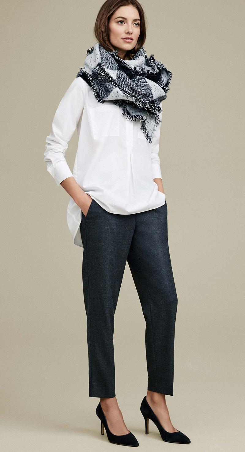 Ann Taylor Long Sleeve Tunics