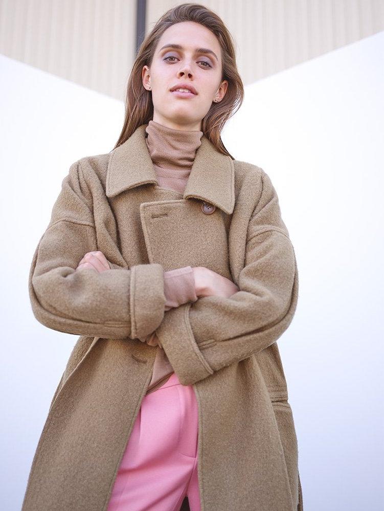 Apiece Apart Iliana Coat
