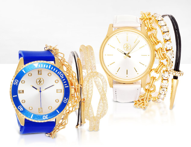 Arm Candy On-Trend Watches at MYHABIT