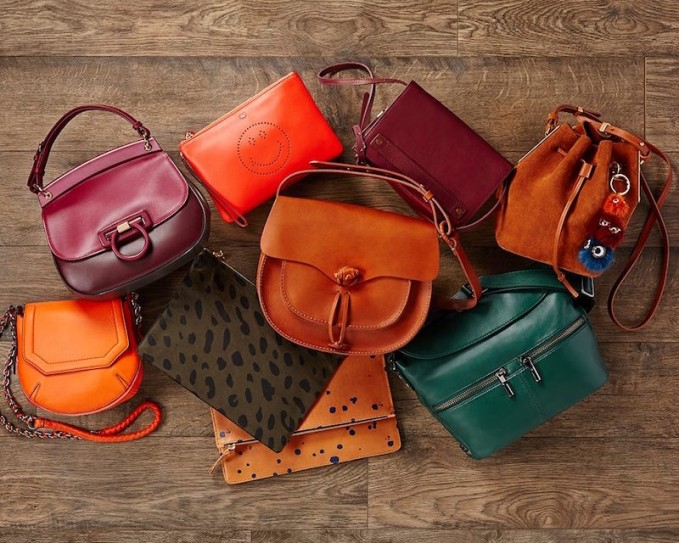 Best Bags Fall's Prettiest Shades and Hues
