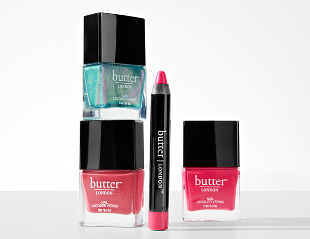 Butter London Lips & Nails at MYHABIT