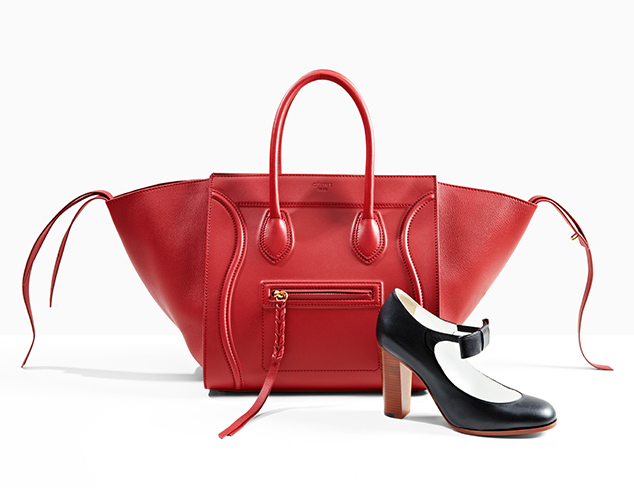Céline Shoes & Handbags at MYHABIT