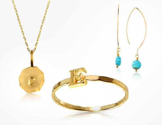 Charlene K Initial Jewelry & More at MYHABIT
