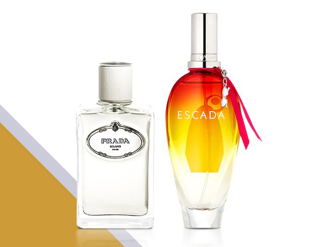 Designer Fragrance Prada, Escada & More at MYHABIT