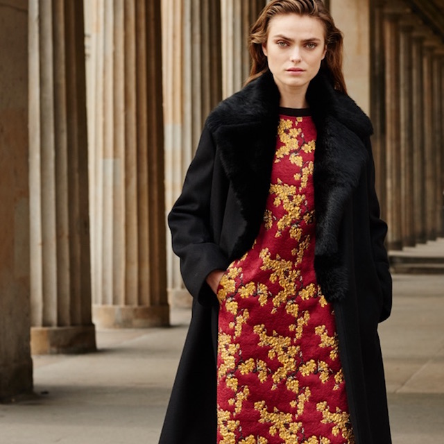 Dries Van Noten Jacquard Dress