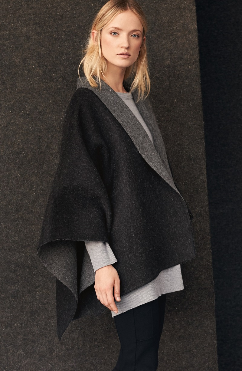 Modern Amp Iconic Eileen Fisher Fall 2015 Lookbook Nawo
