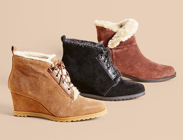Ellen Tracy & More Shoes at MYHABIT