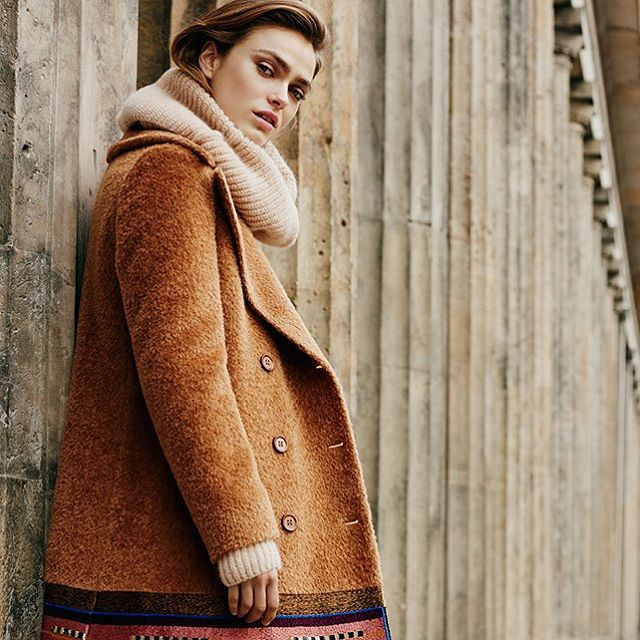 Etro Alpaca And Wool Embellished Coat