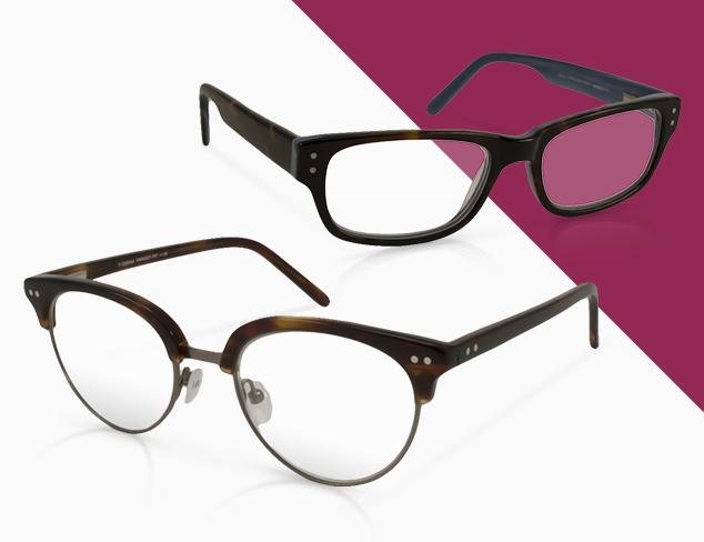 Eyewear Update Magnified Readers at MYHABIT