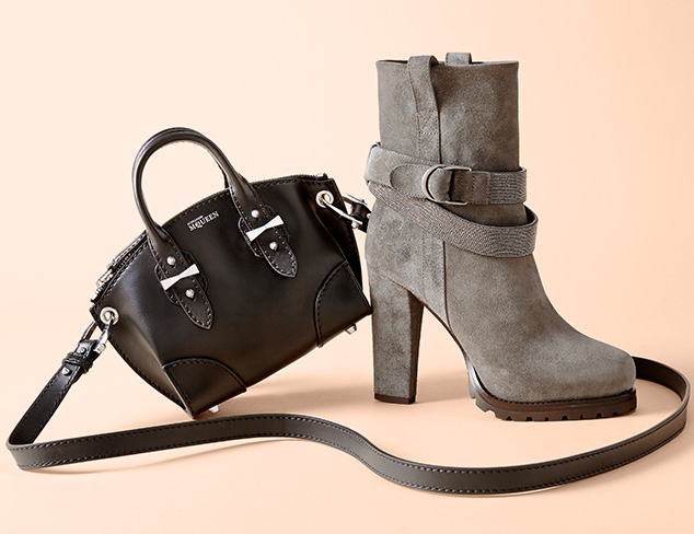 Fall Luxury Boots & Bags at MYHABIT