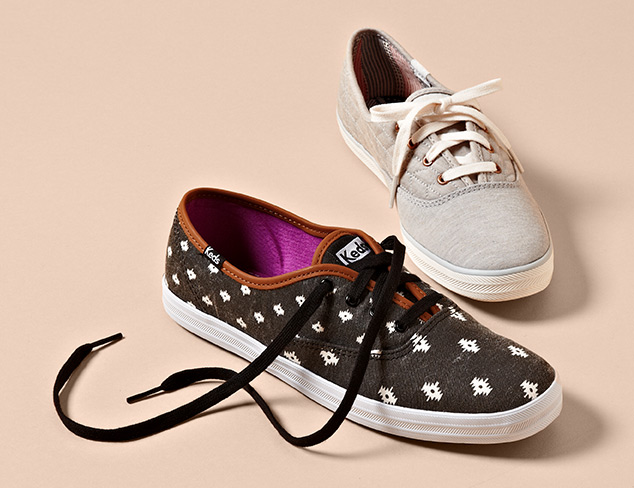 Fashion Sneakers feat. Keds at MYHABIT