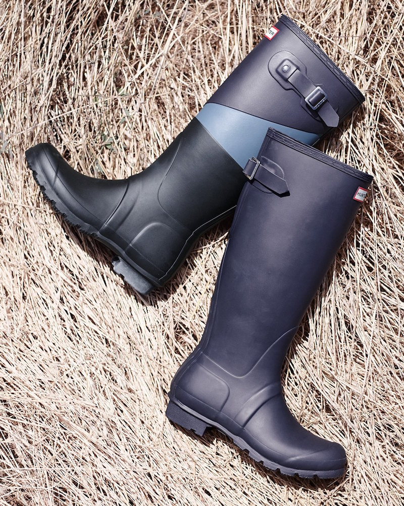Hunter Adjustable Back Boot
